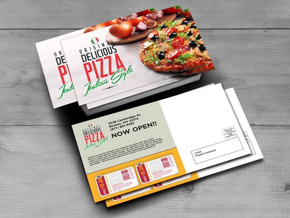 We Print, We Mail